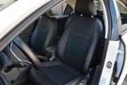 Фото 4 - Чехлы MW Brothers Volkswagen Jetta VI (2011-н.д) Trendline/Comfortline, серая нить