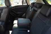 Фото 4 - Чехлы MW Brothers Mazda CX-5 (2012-2014), серая нить