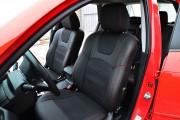 Фото 3 - Чехлы MW Brothers Mazda 3 I (2003-2009), красная нить