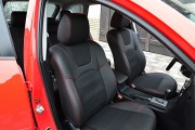 Фото 7 - Чехлы MW Brothers Mazda 3 I (2003-2009), красная нить