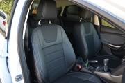 Фото 8 - Чехлы MW Brothers Ford Focus III (2011-2014), серая нить