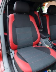 MW Brothers Chevrolet Lacetti hatchback (wagon) (2002-н.д.), красные вставки+красная нить
