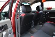Фото 4 - Чехлы MW Brothers Chevrolet Lacetti hatchback (wagon) (2002-н.д.), красные вставки+красная нить