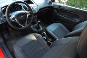 Фото 5 - Чехлы MW Brothers Ford Fiesta Mk7 (2009-2018), серая нить