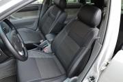 Фото 2 - Чехлы MW Brothers Chevrolet Lacetti (2002-н.д.), серая нить