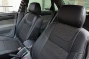 Фото 3 - Чехлы MW Brothers Chevrolet Lacetti (2002-н.д.), серая нить