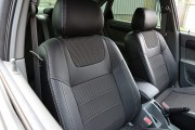 Фото 4 - Чехлы MW Brothers Chevrolet Lacetti (2002-н.д.), серая нить
