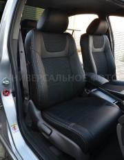 MW Brothers Honda Civic 9 4D (2011-2016), серая нить
