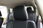 Фото 6 - Чехлы MW Brothers Honda CR-V IV (2012-2017), серая нить