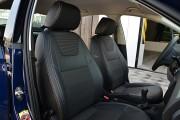 Фото 7 - Чехлы MW Brothers Seat Toledo Mk4 (2013-н.д.), серая нить