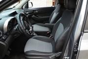 Фото 4 - Чехлы MW Brothers Chevrolet Orlando (2011-н.д.), серая нить