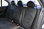 Фото 3 - Чехлы MW Brothers Mercedes-Benz E-Class W211 (2002-2009), коричневая нить