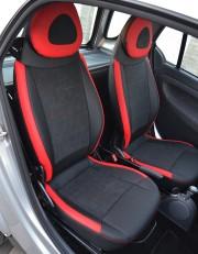 MW Brothers Mercedes-Benz Smart Fortwo I (450) (1998-2007), красные вставки + красная нить