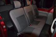Фото 5 - Чехлы MW Brothers Renault Trafic II пассажир (2001-2014), красная нить