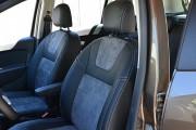 Фото 6 - Чехлы MW Brothers Renault Logan II (2012-2014), серая нить