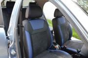 Фото 8 - Чехлы MW Brothers ZAZ Lanos T100 Hatchback (2009-н.д.), синие вставки