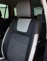 MW Brothers Land Rover Freelander 2 (2006-2014), светлые вставки + оранж нить