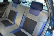 фото 6 - Чехлы MW Brothers Chevrolet Lacetti (2002-н.д.), синие вставки + синяя нить