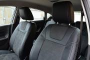 Фото 4 - Чехлы MW Brothers Ford Fiesta Mk7 (2009-2018), серая нить