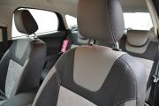 Фото 7 - Чехлы MW Brothers Ford Focus III (2011-2014), светлые вставки + серая нить