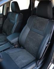 MW Brothers Honda CR-V IV (2012-2017), серая нить