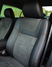 MW Brothers Honda Civic 8 4D (2006-2012), коричневая нить