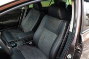Фото 2 - Чехлы MW Brothers Honda Civic 8 4D (2006-2012), коричневая нить