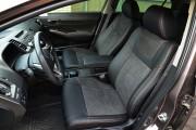 Фото 3 - Чехлы MW Brothers Honda Civic 8 4D (2006-2012), коричневая нить