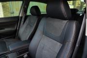 Фото 4 - Чехлы MW Brothers Honda Civic 8 4D (2006-2012), коричневая нить