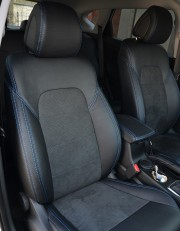MW Brothers Hyundai Tucson III (2015-н.д.), синяя нить