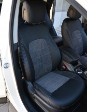 MW Brothers Hyundai Santa Fe III (2012-2018), серая нить