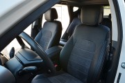 Фото 8 - Чехлы MW Brothers Hyundai Santa Fe III (2012-2018), серая нить