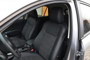 Фото 6 - Чехлы MW Brothers Mazda CX-5 (2012-2014), серая нить