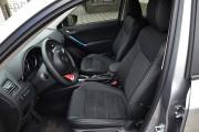 Фото 7 - Чехлы MW Brothers Mazda CX-5 (2012-2014), серая нить