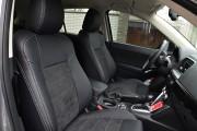 Фото 8 - Чехлы MW Brothers Mazda CX-5 (2012-2014), серая нить