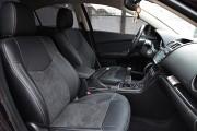 Фото 8 - Чехлы MW Brothers Mazda 6 II (2008-2012), серая нить