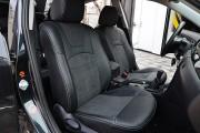 Фото 2 - Чехлы MW Brothers Mazda 3 I (2003-2009), серая нить