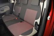 фото 6 - Чехлы MW Brothers Citroen C3 Picasso (2009-н.д.), светлые вставки + красная нить
