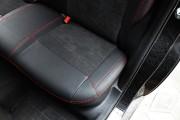 Фото 7 - Чехлы MW Brothers Mitsubishi ASX (2010-н.д.), красная нить