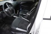 Фото 3 - Чехлы MW Brothers Toyota Corolla (E150) (2007-2013), светлые вставки + серая нить