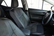 Фото 3 - Чехлы MW Brothers Toyota Corolla (E170) (2013-н.д.), серая нить
