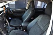 Фото 6 - Чехлы MW Brothers Toyota Corolla (E170) (2013-н.д.), серая нить