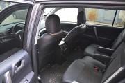 Фото 8 - Чехлы MW Brothers Toyota Highlander II (2008-2013), светлые вставки + серая нить