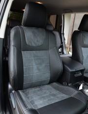 MW Brothers Toyota Land Cruiser Prado 150 (2009-2013), серая нить