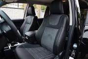 фото 2 - Чехлы MW Brothers Toyota Land Cruiser Prado 150 (2009-2013), серая нить
