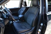Фото 2 - Чехлы MW Brothers Toyota Land Cruiser Prado 150 рестайлинг (2013-2017), серая нить
