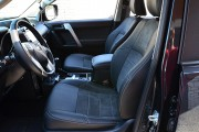 Фото 4 - Чехлы MW Brothers Toyota Land Cruiser Prado 150 рестайлинг (2013-2017), серая нить