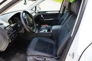 Фото 4 - Чехлы MW Brothers Volkswagen Touareg II Life, TDI (2011-2018), серая нить