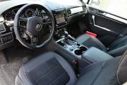 Фото 5 - Чехлы MW Brothers Volkswagen Touareg II Life, TDI (2011-2018), серая нить