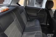 Фото 8 - Чехлы MW Brothers Volkswagen Polo IV (4C) (2001-2009), серая нить
